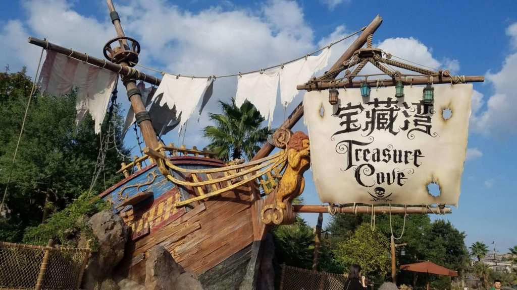 上海ディズニーのおすすめアトラクション!日本には無いアトラクションもある