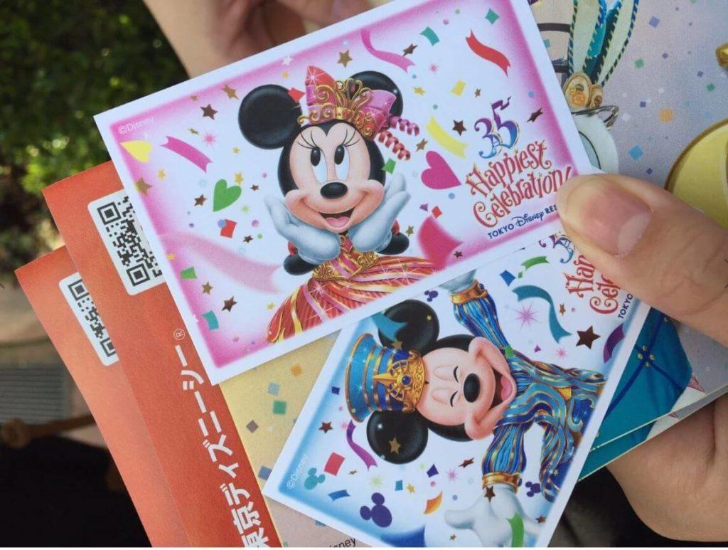 ディズニーチケット購入ガイド!チケットの6つの購入方法