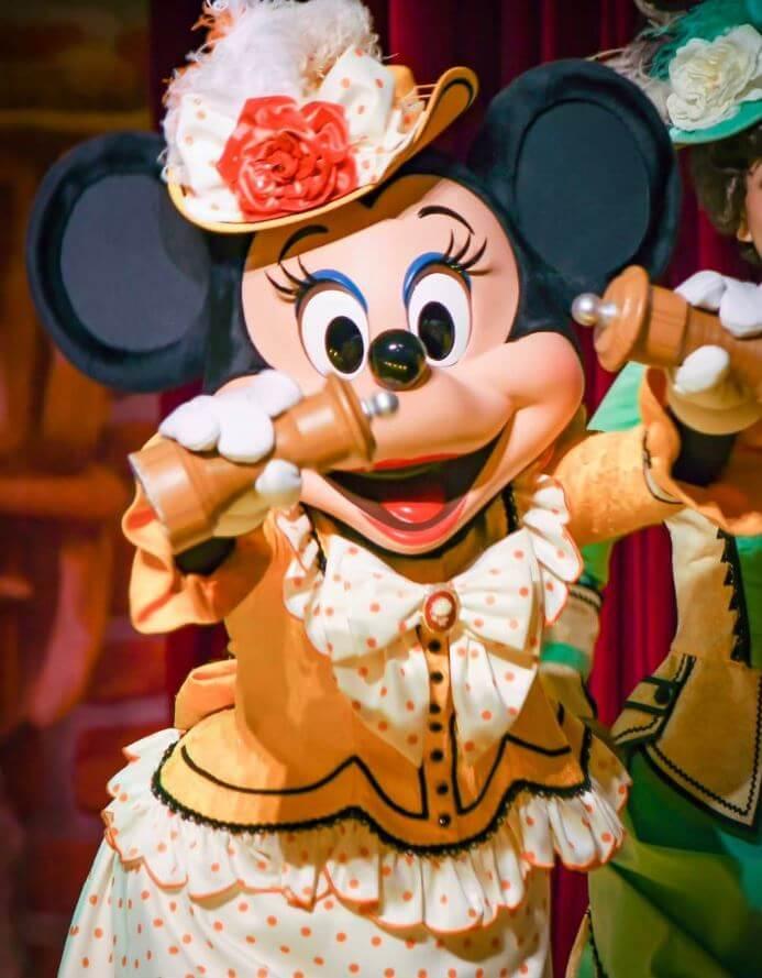 ミッキー&カンパニーの登場キャラクター:ミニー