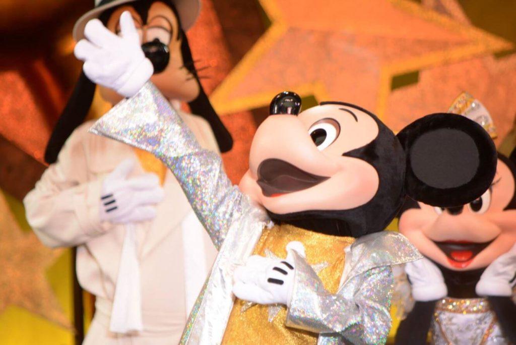 東京ディズニーランド・ディズニーシーでミッキーに会う方法:グリーティング・ショーレストランと衣装の種類