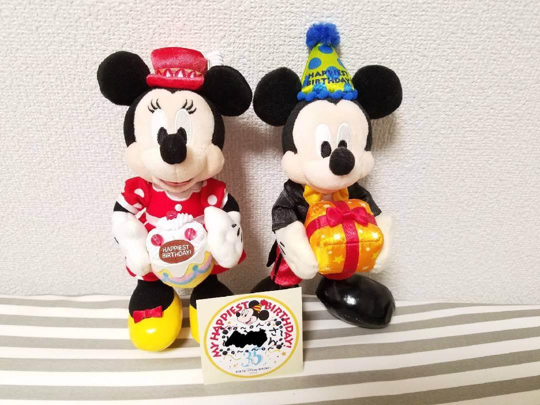 誕生日はディズニーがおすすめ!バースデーシールを貰うと色んな特典があるよ!!