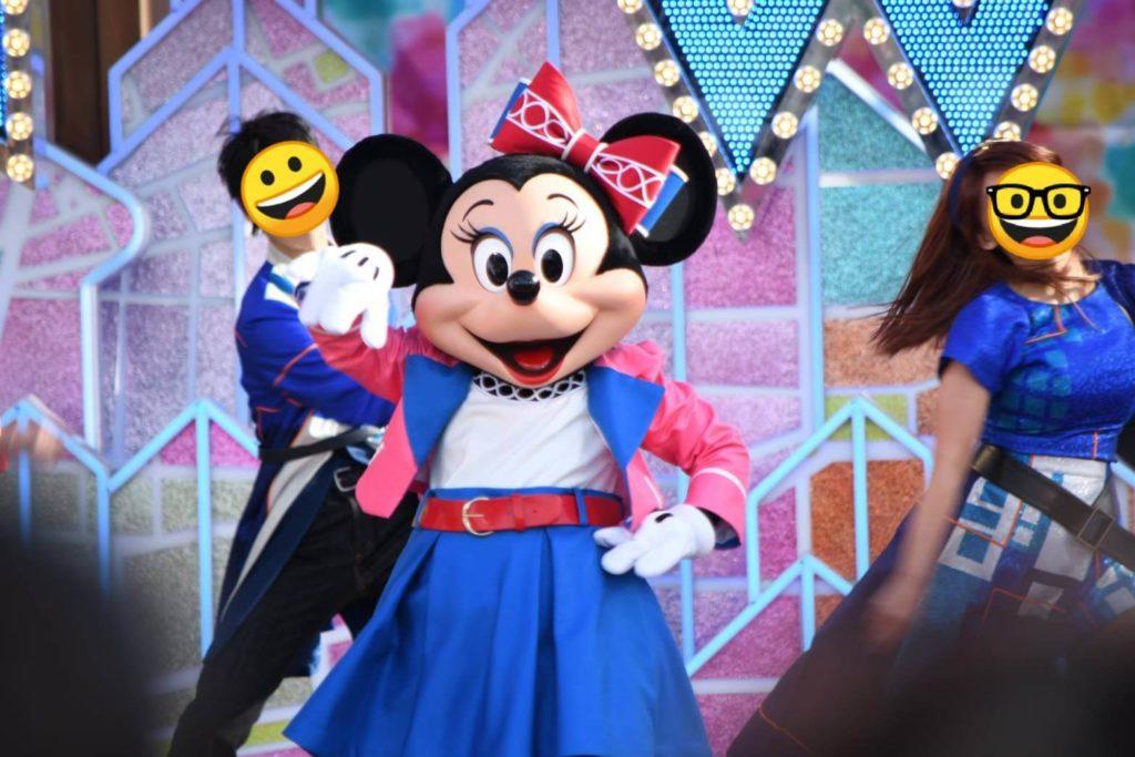 東京ディズニーシーでミニーに会う方法