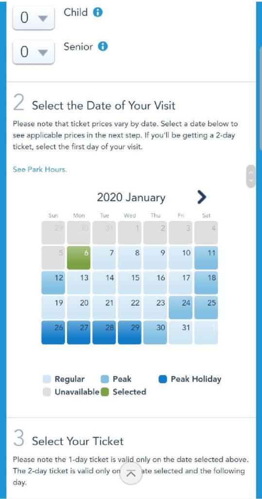 上海ディズニーのチケットが一番安く購入できるのはどこ?公式サイトで購入する方法