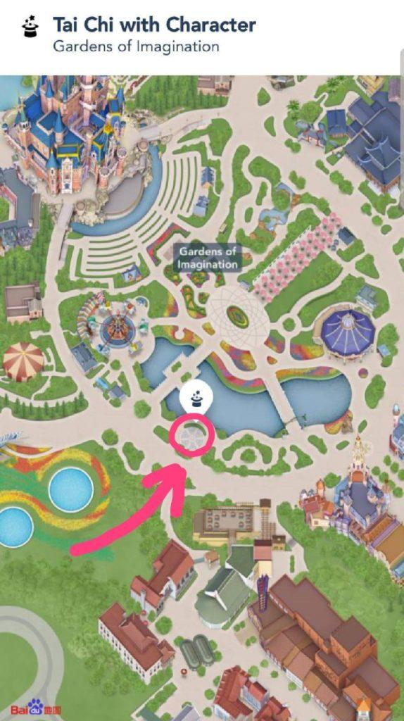 上海ディズニーで太極拳!「太極拳・ウィズ・キャラクター」の場所と時間【ドナルドとチップ&デール好きは必見】