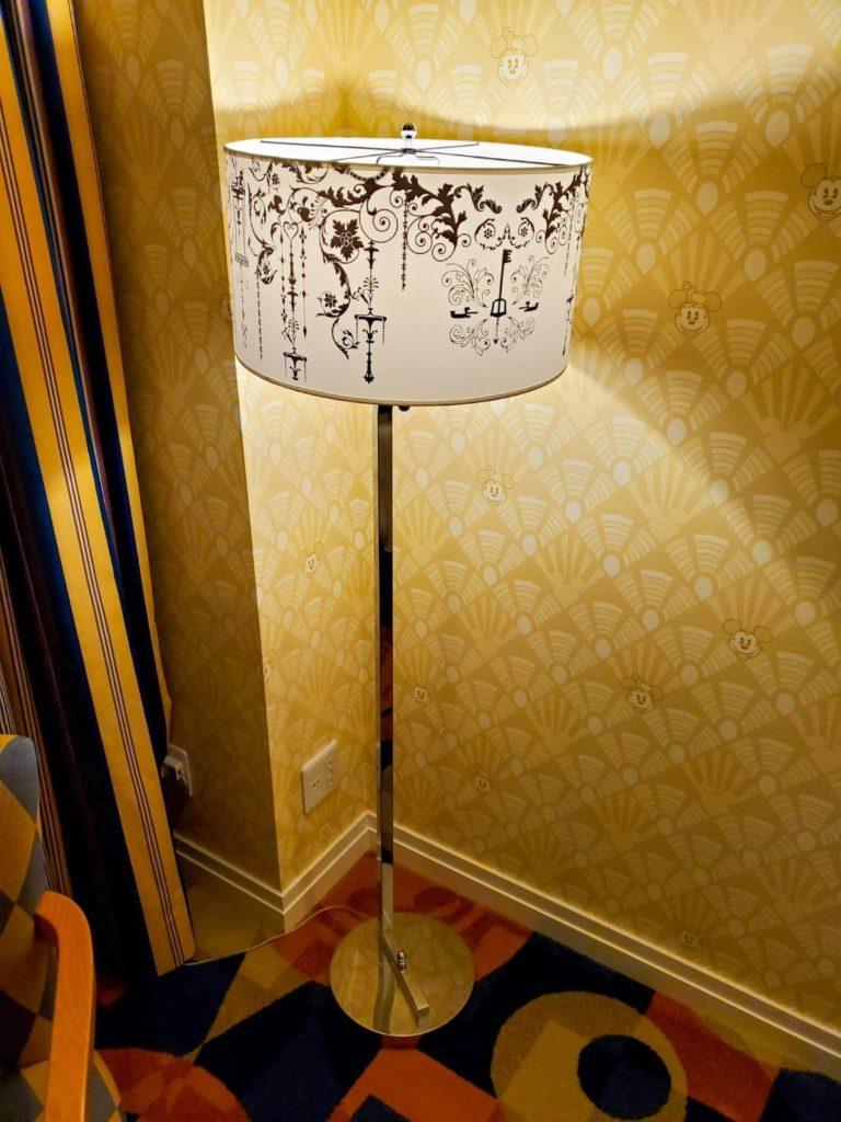 キングダムハーツルームに宿泊したので内装を紹介