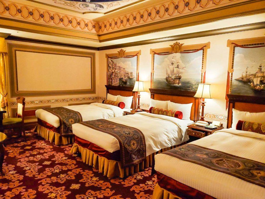 ディズニーホテルも4月1日から臨時休館...