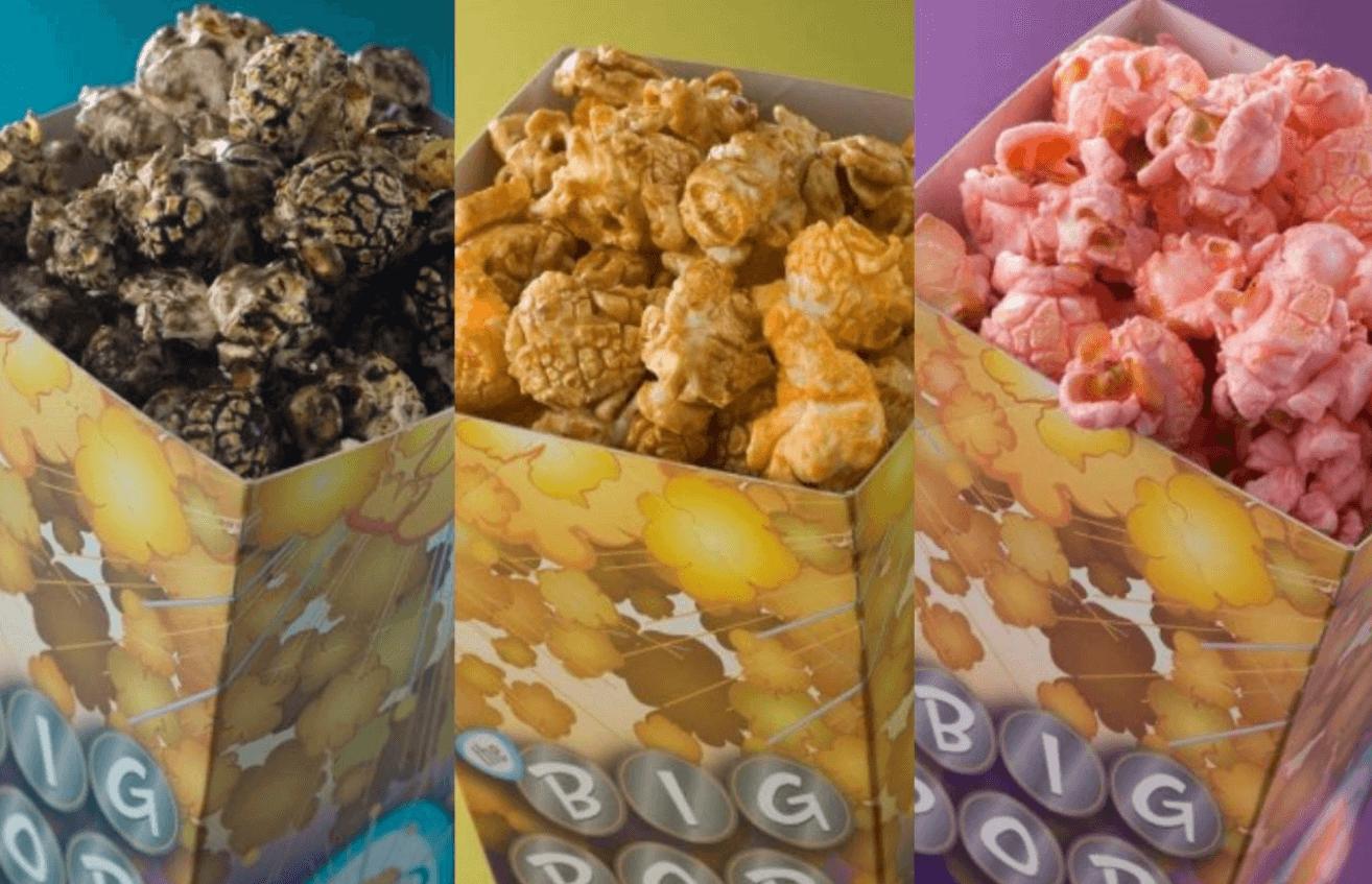 【TDL】ポップコーン専門店『ビッグポップ』オープン!!新味とバケットを紹介