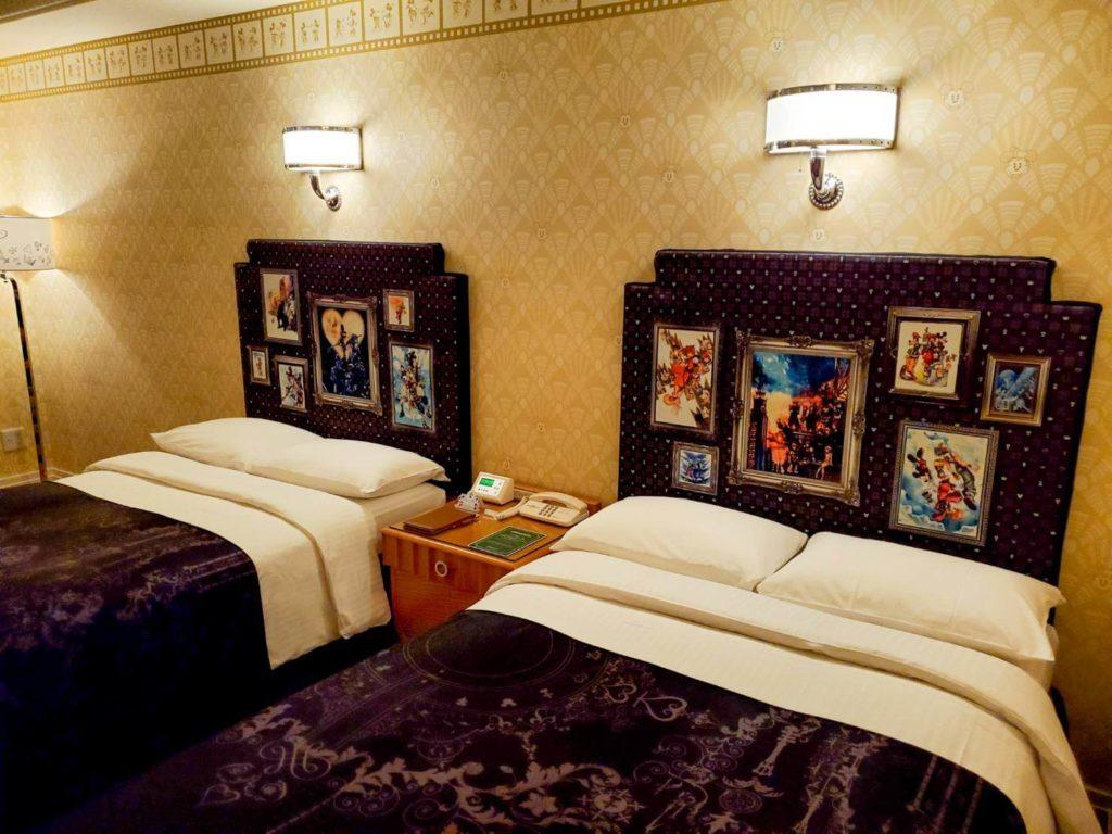 キングダムハーツルーム:リマインドに宿泊した感想!