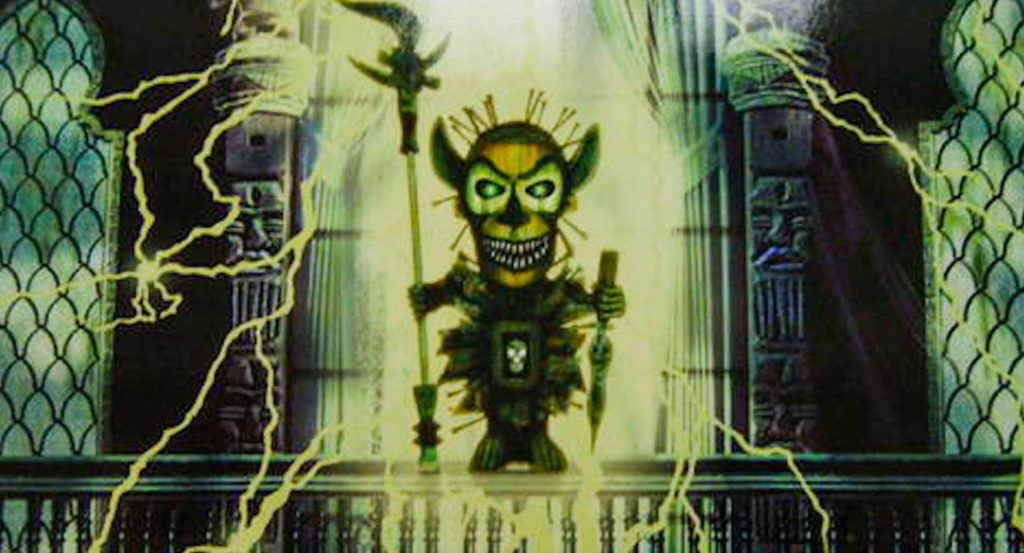 タワー・オブ・テラーのストーリー解説!シリキ・ウトゥンドゥって何者?