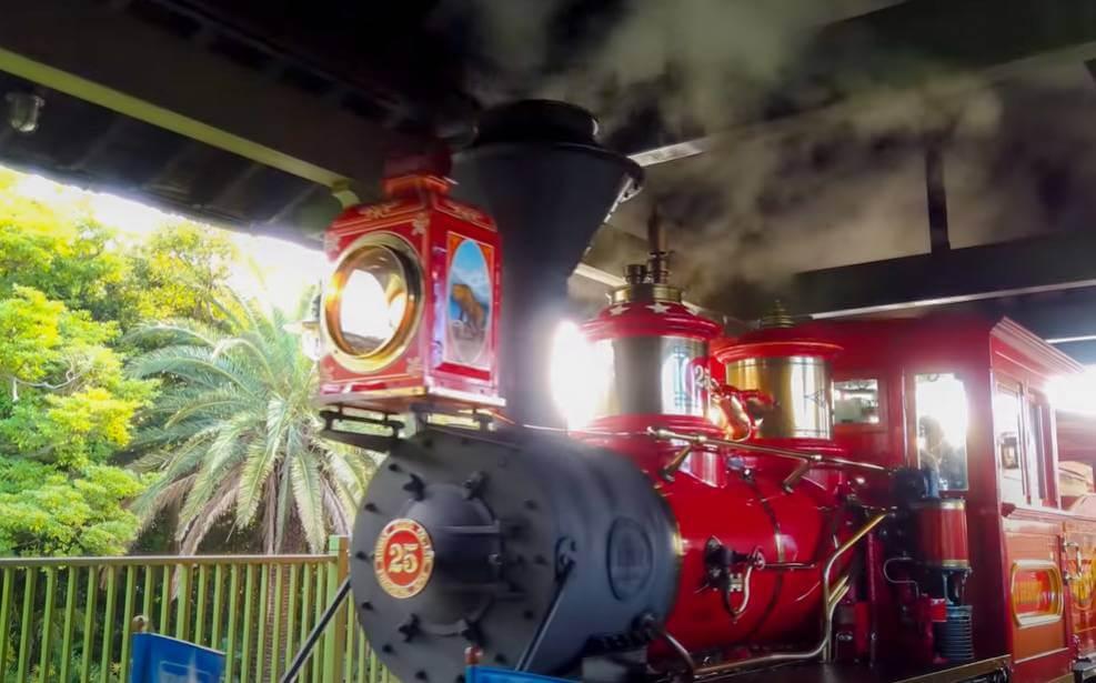 ウエスタンリバー鉄道の車両の種類は4種類!リオグランデ号