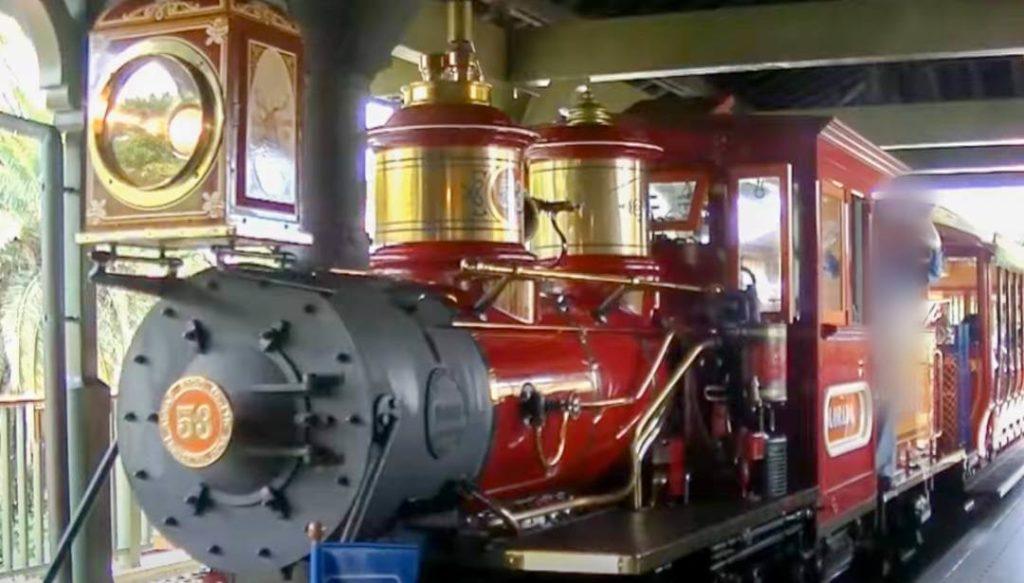 ウエスタンリバー鉄道の車両の種類は4種類!コロラド号
