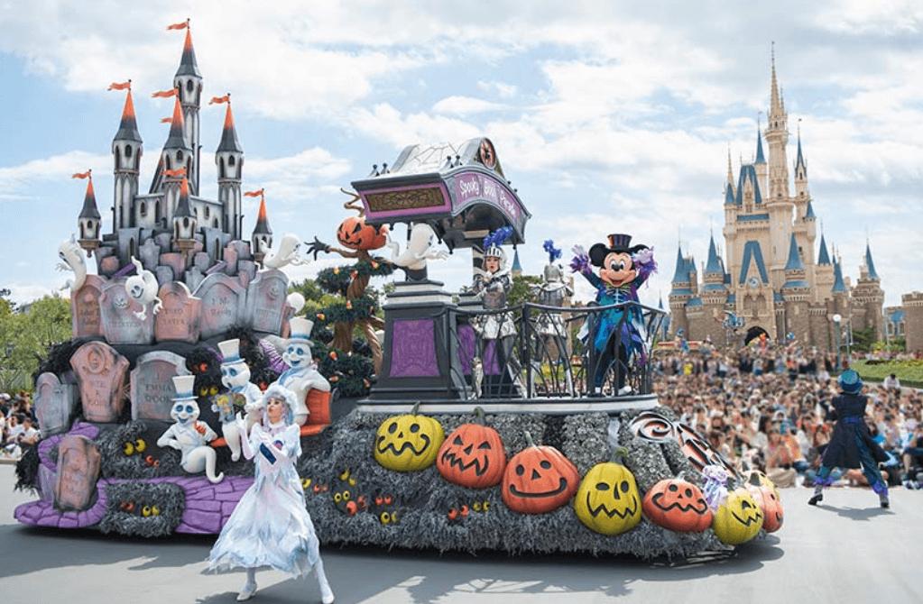 【2020】ディズニーハロウィーン情報まとめ!ショー・パレードは中止