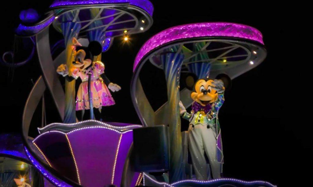 【TDL】パレード/ショー・アトモスフィアの開催、休止状況 9月より夜のパレード『ナイトフォールグロウ』・花火『ディズニー・ナイト・ザ・ライト』も再開