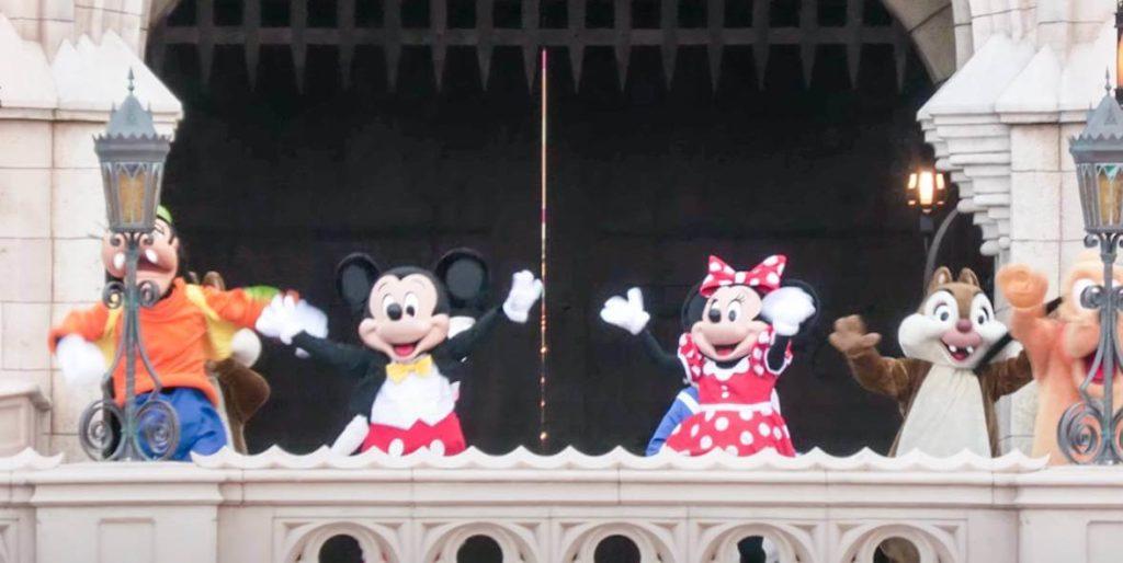 【TDL】パレード/ショー・アトモスフィアの開催、休止状況