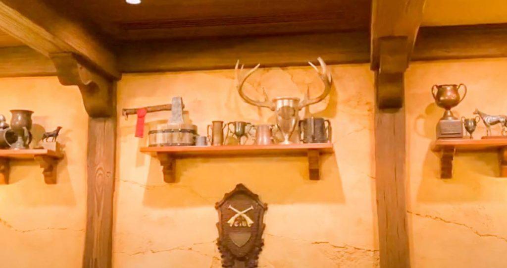 新レストラン『ラ・タベルヌ・ド・ガストン』の感想!店内の至る所にガストンのいた形跡が
