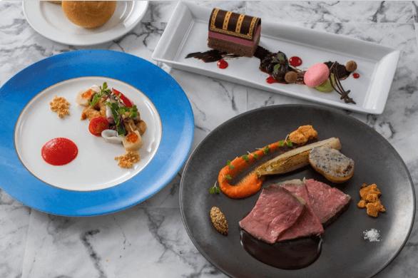 2021年お正月に食べたいディズニーメニュー:ブルーバイユーレストラン