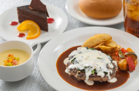 2021年お正月に食べたいディズニーメニュー:ホライズンベイ・レストラン