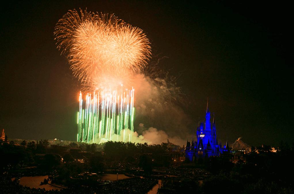 【2021】ディズニー年末年始イベント情報!2020年は年越しカウントダウンイベント『ニューイヤーズ・イヴ』の開催は中止!パークは入園可能