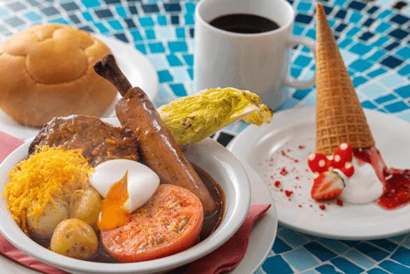 2021年お正月に食べたいディズニーメニュー:プラザパビリオンレストラン