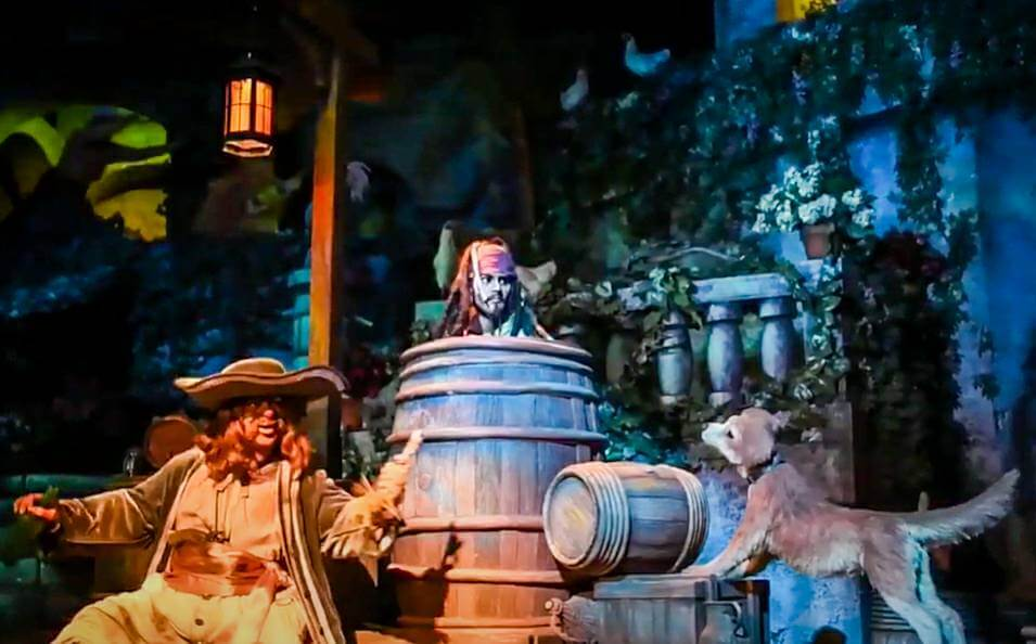 カリブの海賊の魅力と楽しみ方!映画『パイレーツ・オブ・カリビアン』の世界を堪能できる