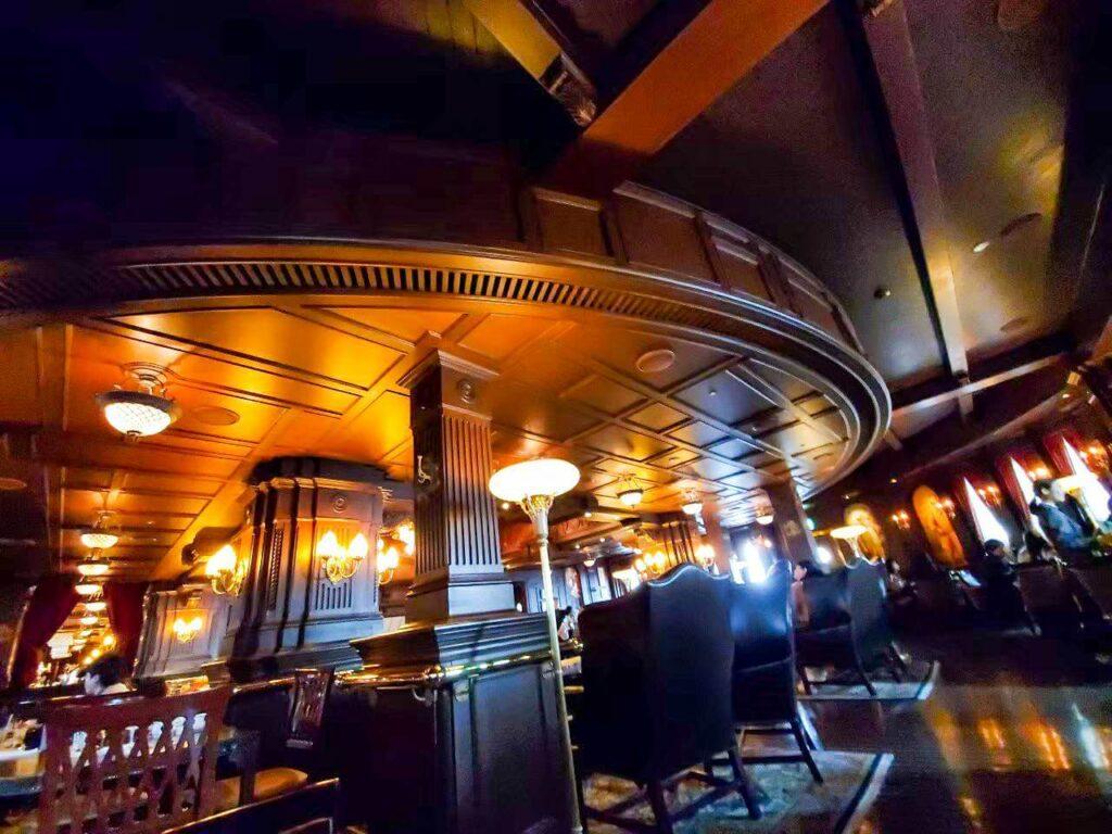 ディズニーシーの船の名前①S.S.コロンビア号