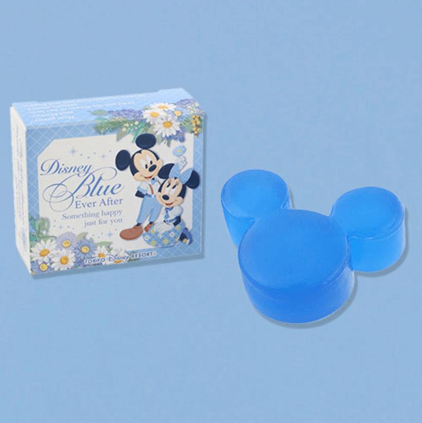 しあわせのブルーグッズ『Disney Blue Ever After』シリーズのグッズ一覧 ソープ