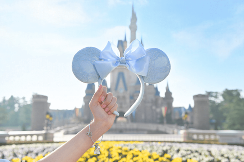 『Disney Blue Ever After』グッズの販売場所