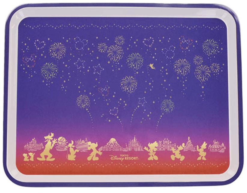 ディズニーの花火をテーマにした新グッズ一覧!トレー