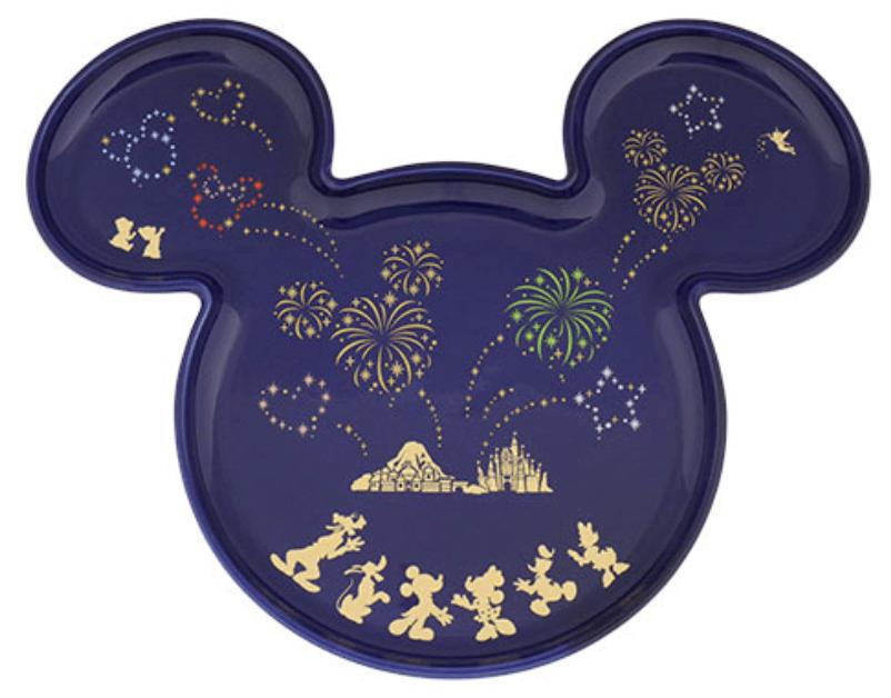 ディズニーの花火をテーマにした新グッズ一覧!プレート