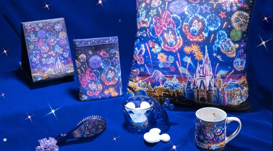 ディズニーの花火をテーマにした新グッズが6月9日から登場!