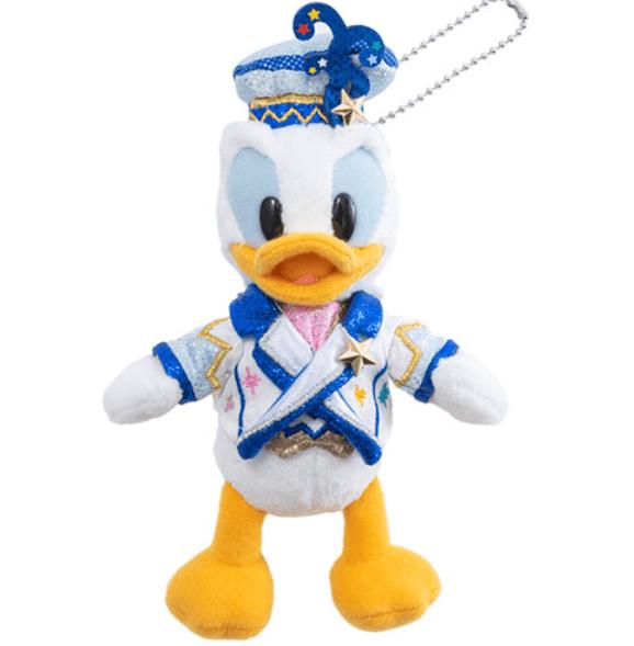 ディズニーシー20周年記念グッズ【ぬいぐるみ】