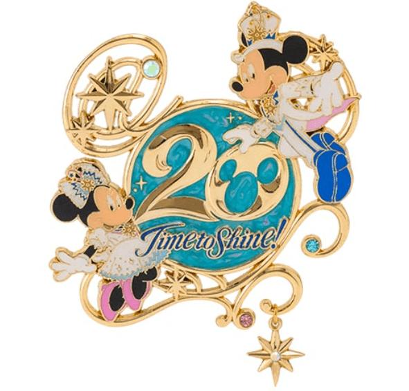 ディズニーシー20周年記念グッズ【雑貨】