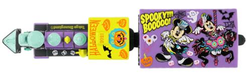 """ディズニーハロウィーン2021「スプーキー""""Boo!""""パレード」グッズ:雑貨 トミカ"""