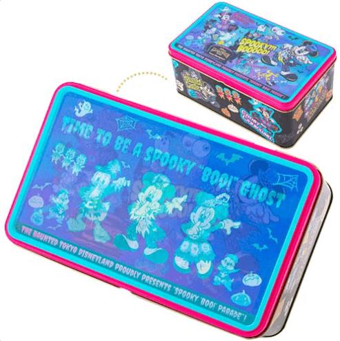 """ディズニーハロウィーン2021「スプーキー""""Boo!""""パレード」グッズ:お菓子 バウムクーヘン"""