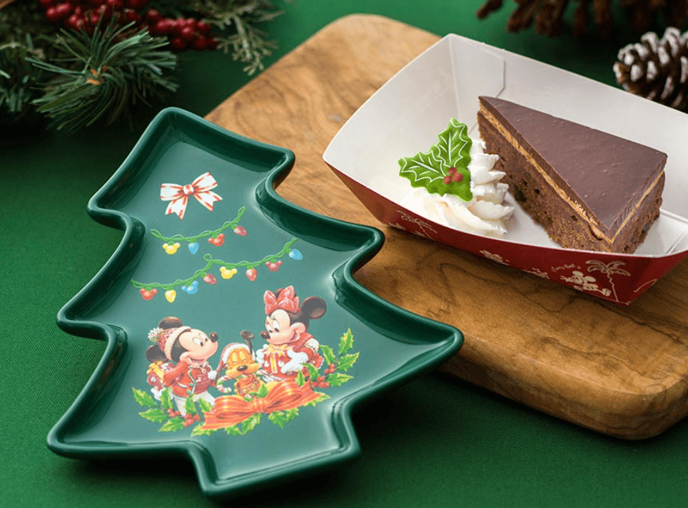 【TDL】ディズニークリスマス2021のスーベニア付きメニュー